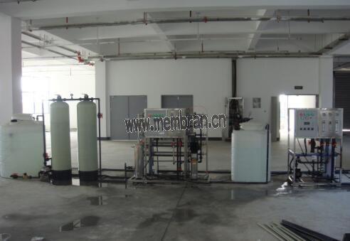 1T/每小时EDI超纯水设备_食品行业超纯水设备价格_海德能公司