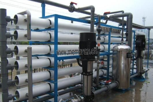 海德能多晶硅脱盐水及高纯水系统