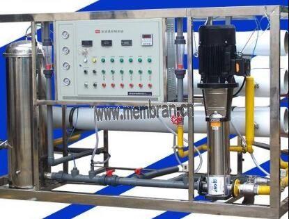 用于面膜生产去离子纯水处理设备-海德能