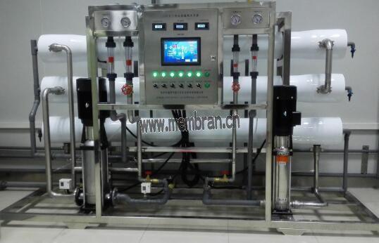 铝壳清洗用超纯水系统