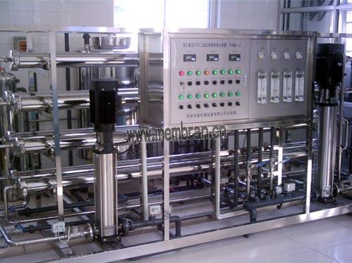 电解电容器行业纯净水设备