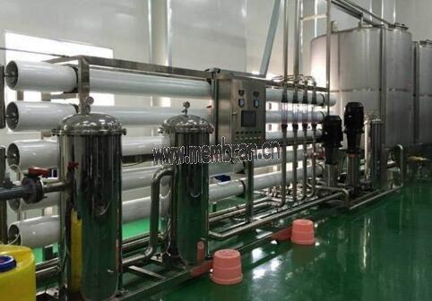 15吨/小时纳滤水处理设备
