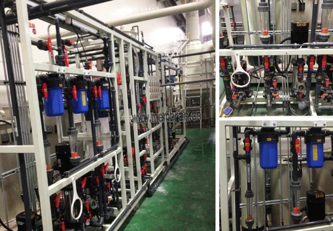 一种新型喷涂废水处理设备-海德能公司