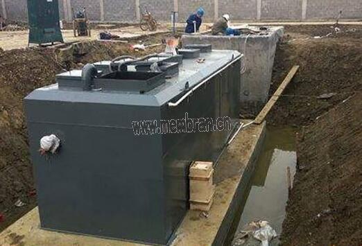 海德能一种新型医疗废水处理设备