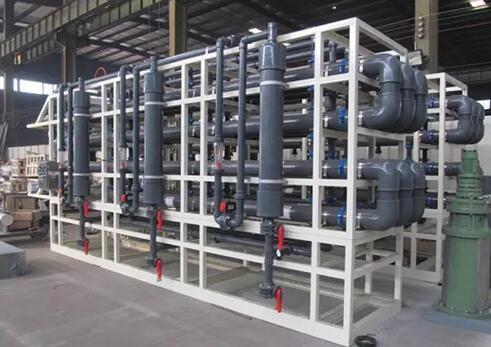 矿泉水/山泉水超滤系统设备